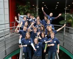 L'équipe SIFE 2010-2011
