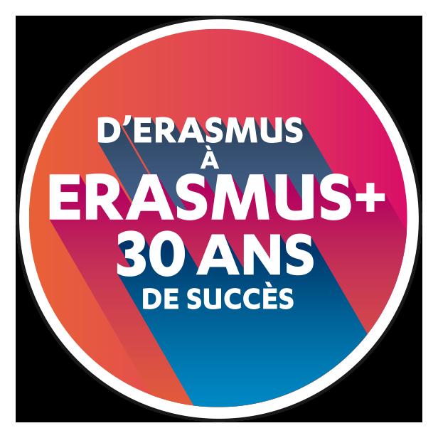 Erasmus   1987 - 2017 30 ans