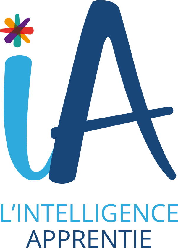 logo iA - Intelligence Apprentie