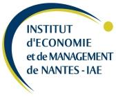 Logo de l'Institut d'Economie et de Management de nantes - IAE