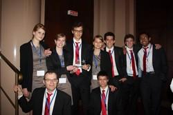 L'équipe SIFE Université de Nantes 2011